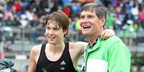 Jim Ryun and Lukas Verzbicas