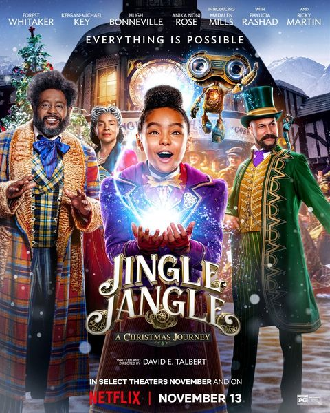 jingle jangle de netflix