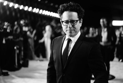 beverly hills, california   february 09 this image has been photographed in black and white jj abrams attends the 2020 vanity fair oscar party hosted by radhika jones at wallis annenberg center for the performing arts on february 09, 2020 in beverly hills, california photo by rich furyvf20getty images for vanity fair