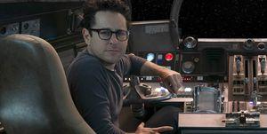 JJ Abrams Star Wars