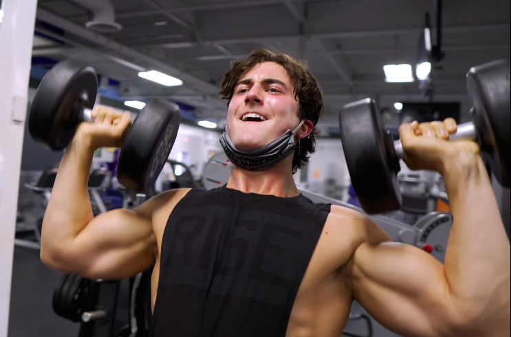 Watch What Happened When This Bodybuilder Ate and Worked Out Like Conor McGregor