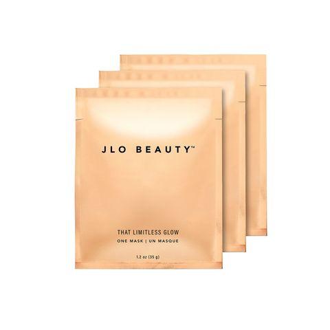 jlo beauty sheet mask