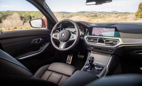 2019 Bmw 330i Xdrive Tested Redesigned Sports Sedan
