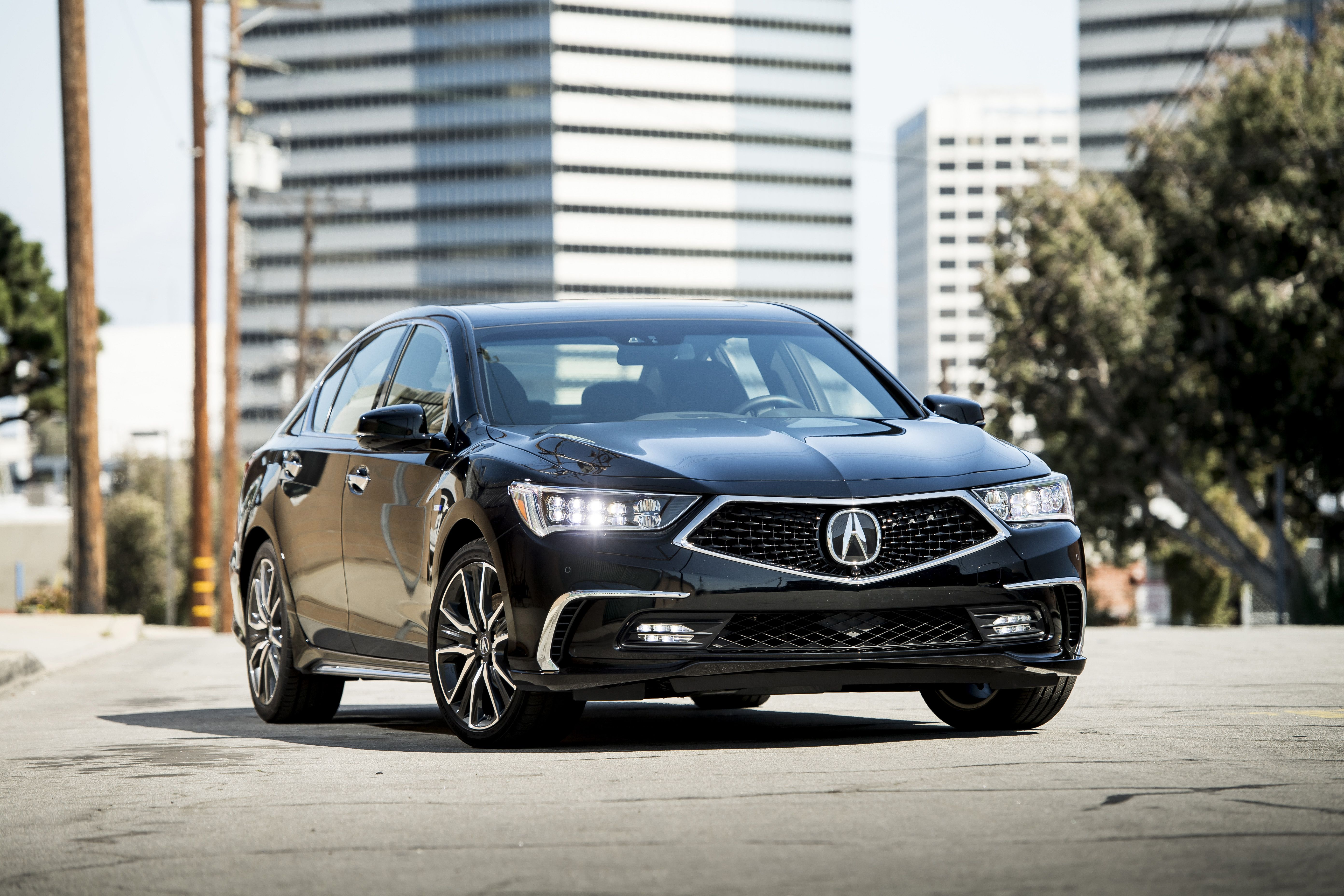 2019 Acura Rlx Review Pricing And Specs