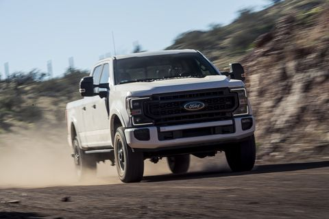 2020 Ford Super Duty first drive
