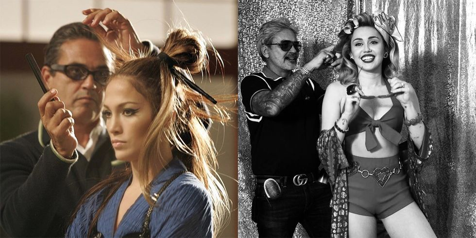 Jennifer Lopez, Miley Cyrus, Kate Hudson and More Pay Tribute to Oribe Canales