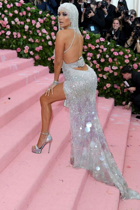 Met Gala 2019 red carpet naked dresses