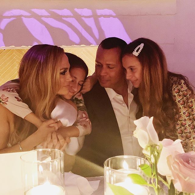 "Jennifer Lopez Wants to Have More Kids with Alex Rodriguez: ""I Would Like to Try"""