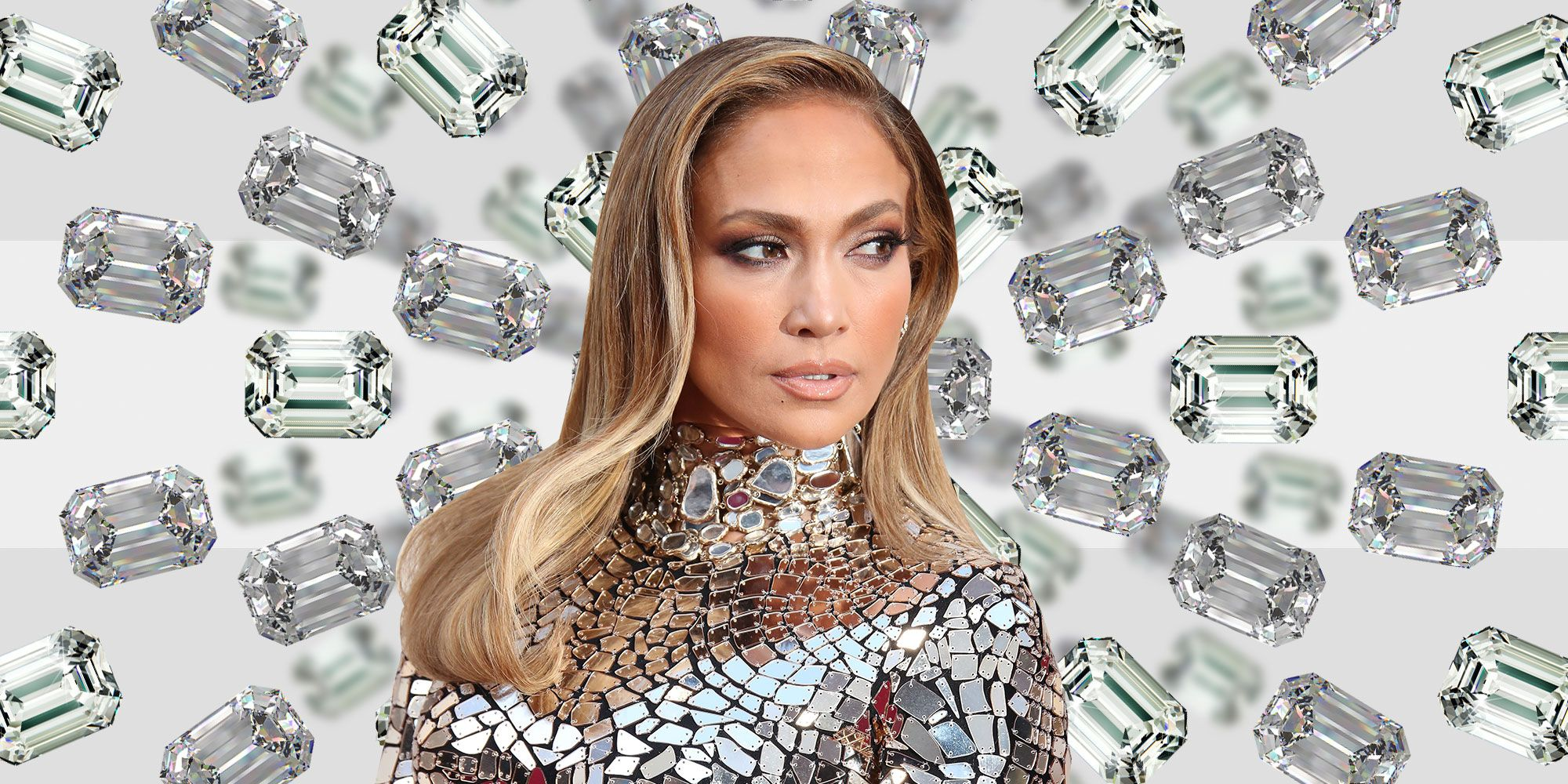 See All of Jennifer Lopez's Five Engagement Rings