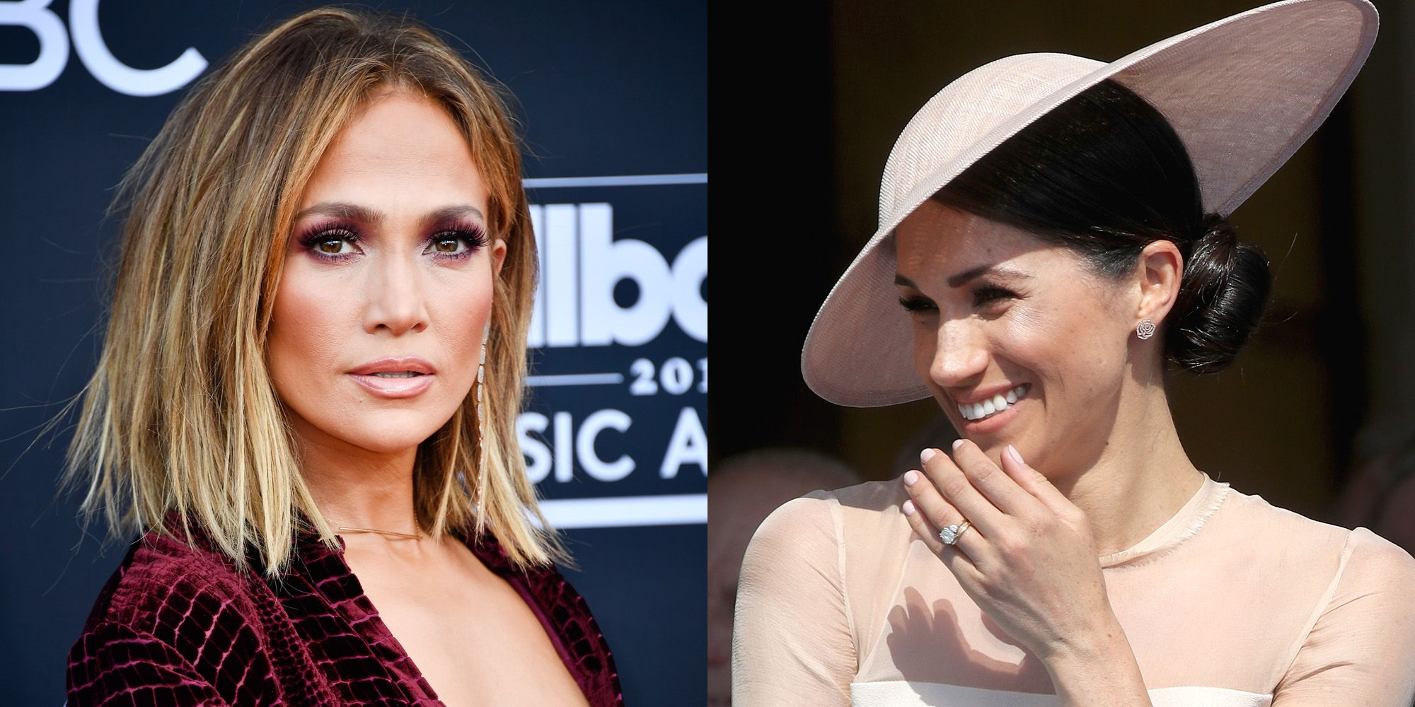 Jennifer Lopez vs. Meghan Markle, bruidsjurk, royal wedding, the wedding planner