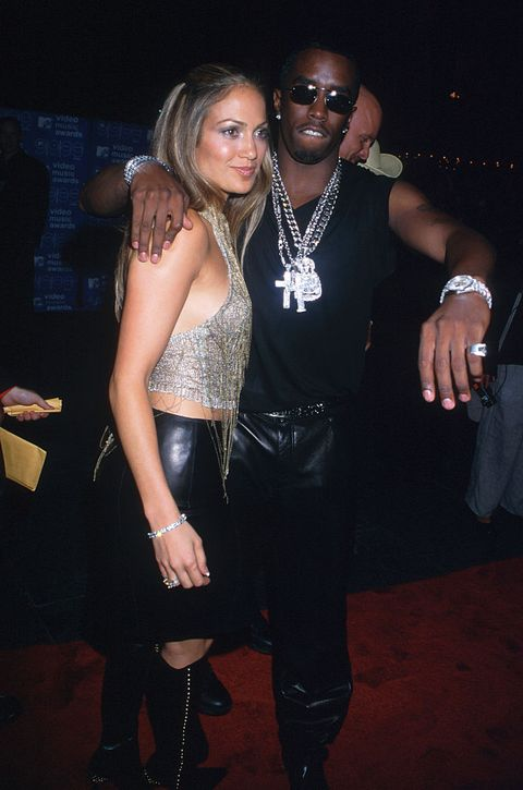 puff daddy  j lo in 1999