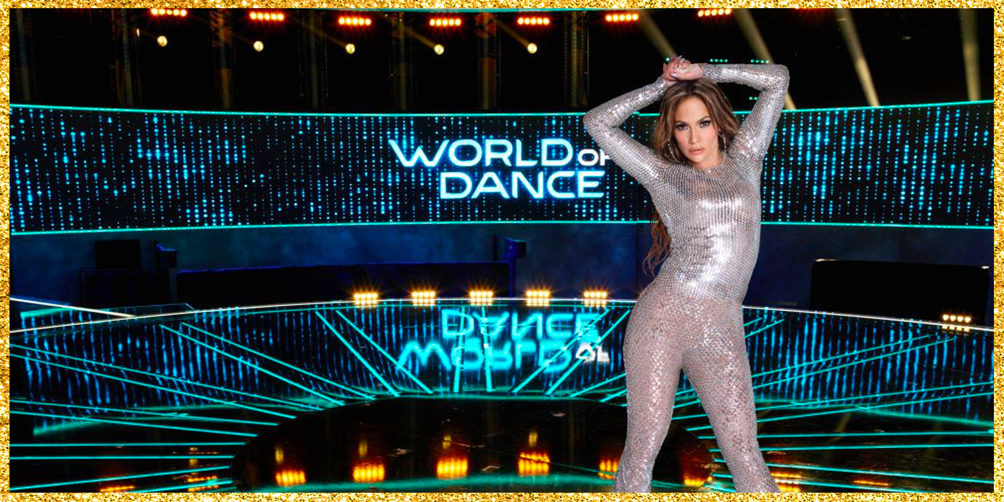 Jennifer Lopez's '90s In Living Color Audition Tape Proves She's the Ultimate World of Dance Judge