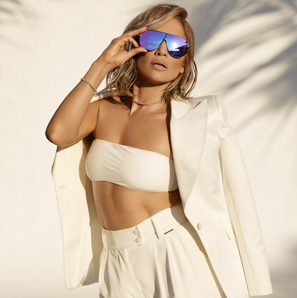 "Jennifer Lopez Thinks You Can Wear Sunglasses Indoors If You ""Finesse"" It Right"