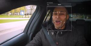 Jaguar Land Rover tecnología IA reconocimiento facial