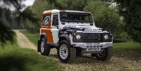 Land Rover compra Bowler