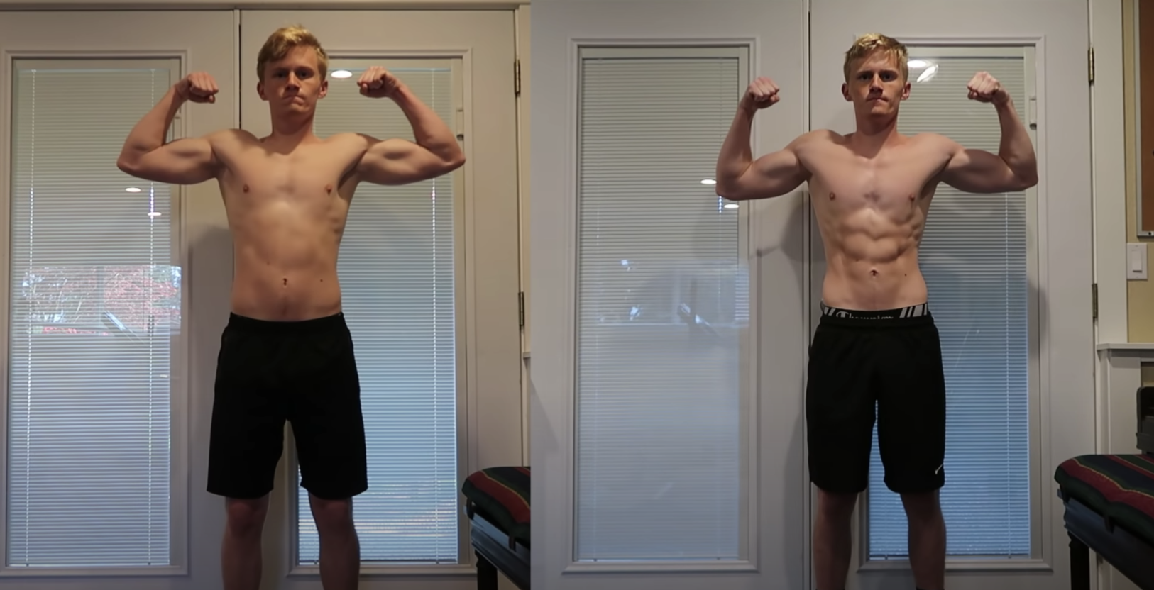 Man Tries A 2 000 Jump Rope Skip Challenge For 30 Days Video