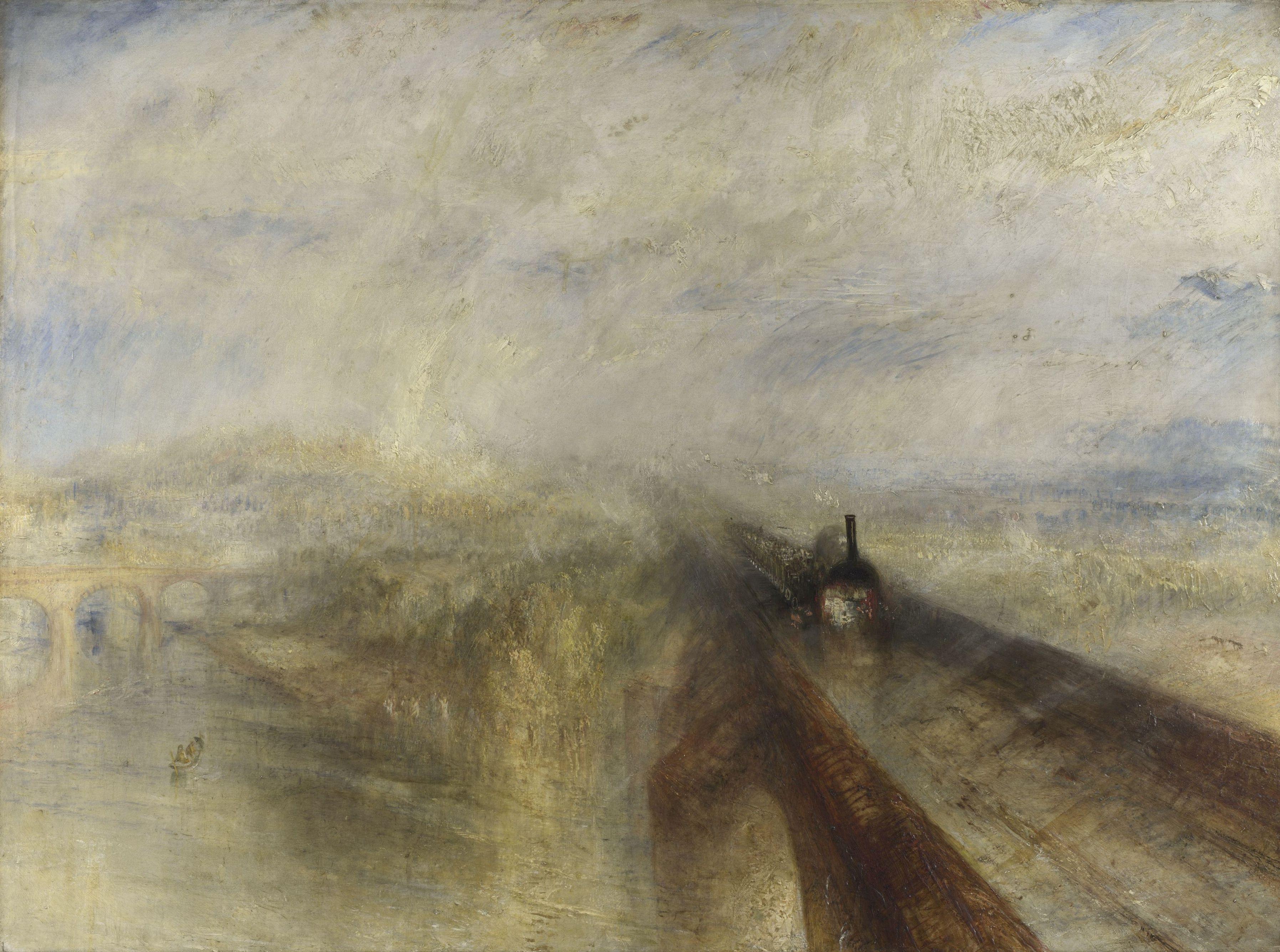 L'inquinamento nella storia dell'arte è un racconto visivo che inizia nell'Ottocento e continua (purtroppo) fino a oggi