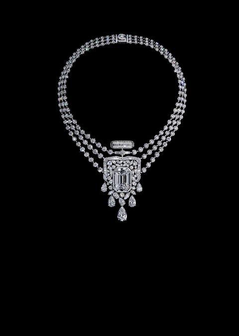 香奈兒n°5頂級珠寶系列