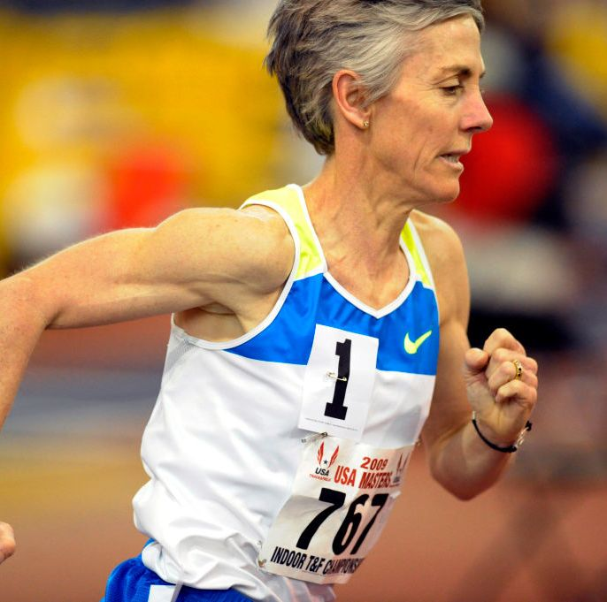 Joan Benoit Samuelson Crushes Goal With 3:04 Boston Marathon Time
