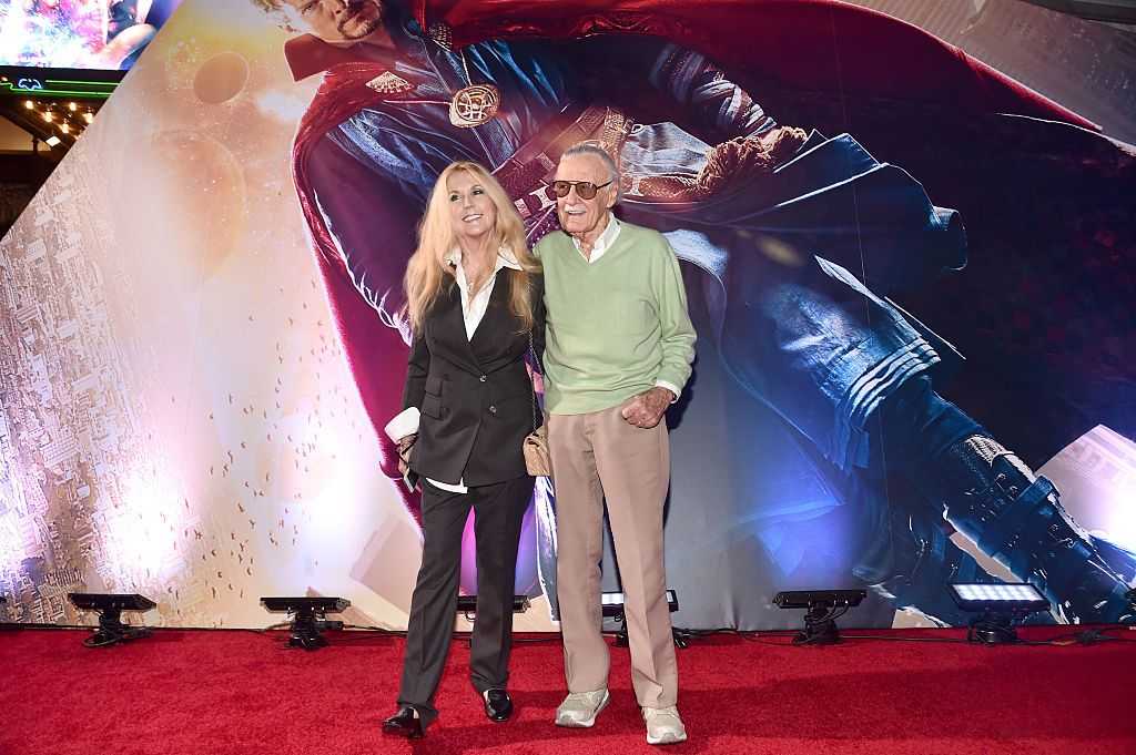 Disney y Marvel Criticas Hija Stan Lee