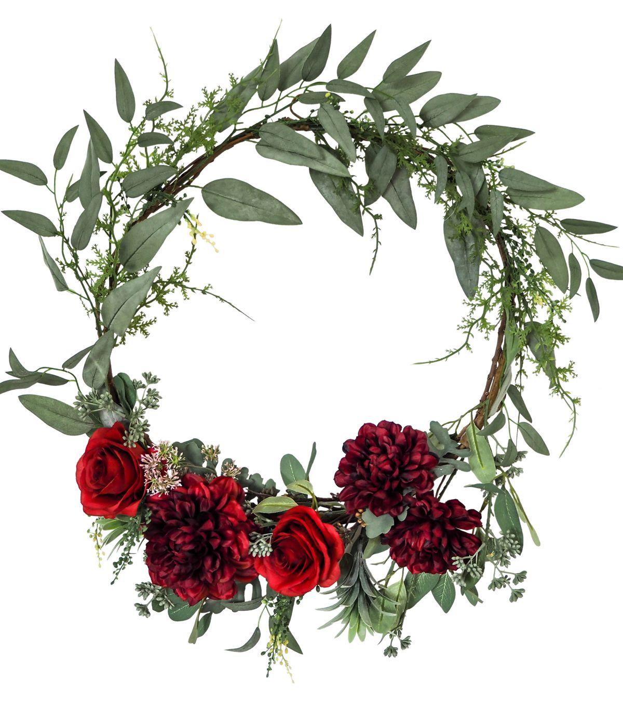 40 DIY Christmas Wreaths - How to Make a Holiday Wreath
