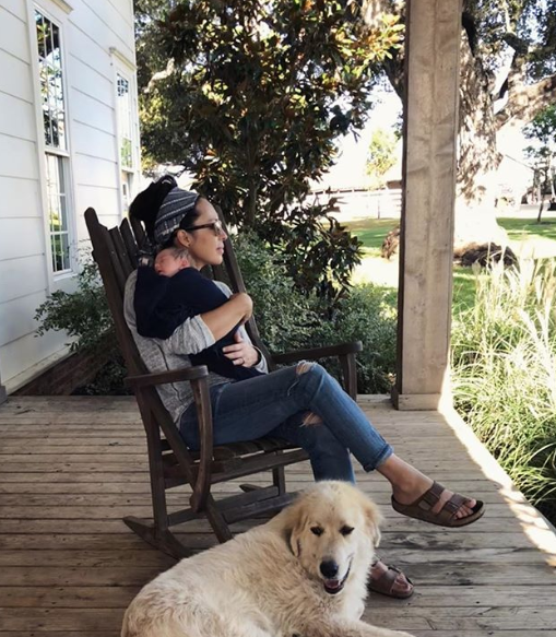 Joanna Gaines Just Shared a Rare Story About the History of Her Family's Farmhouse