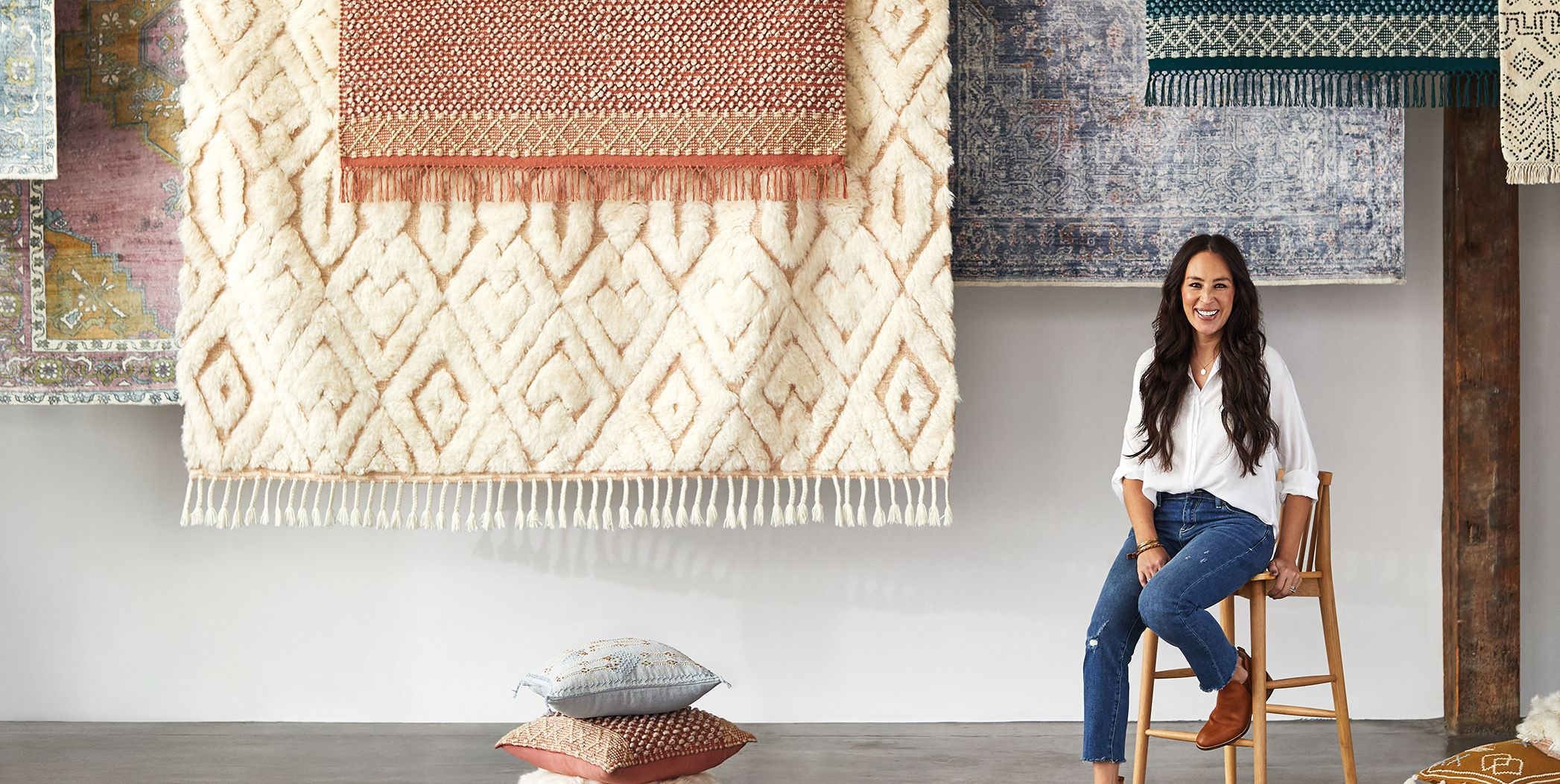 Joanna Gaines' New Home Collection for Anthropologie is Here
