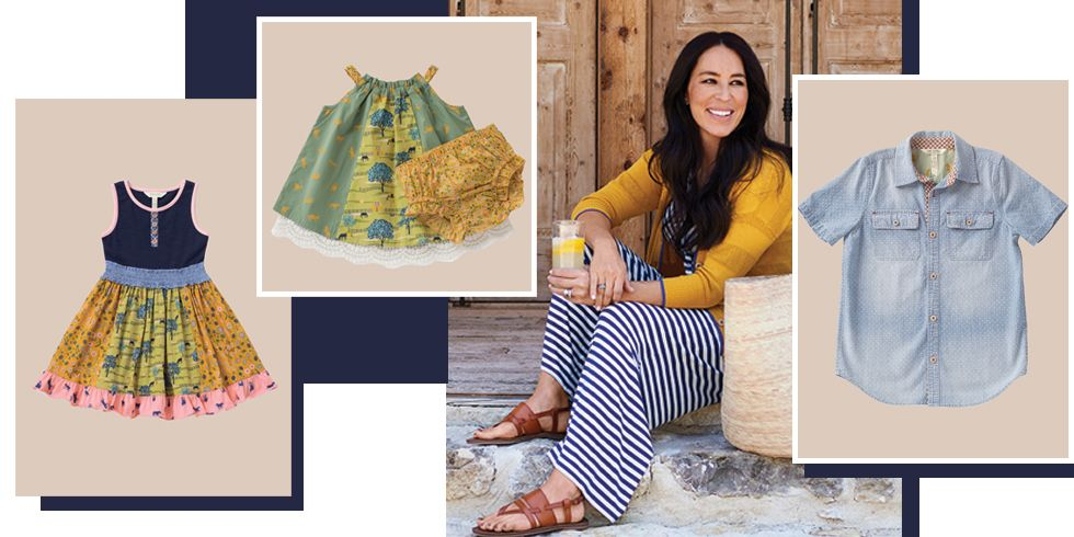 fb669d5542204 Joanna Gaines Launches New Matilda Jane Kid's Clothes - Joanna Gaines Baby  Clothes