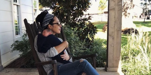 joanna gaines and baby crew gaines