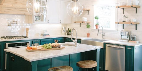 20 'Fixer Upper' Makeovers That Are Pure #KitchenGoals