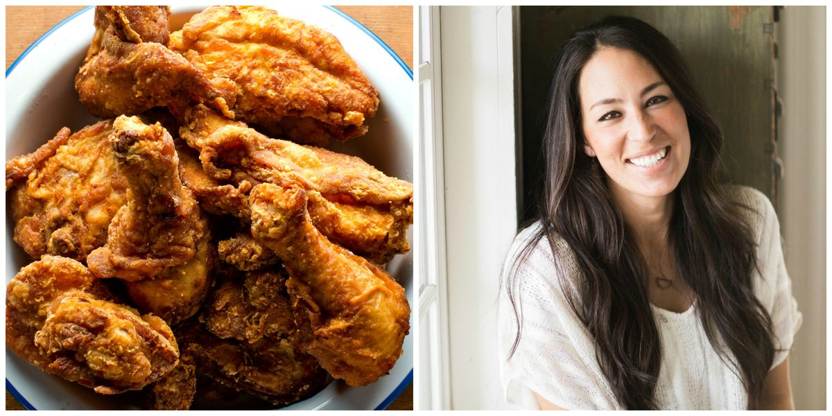 Joanna Gaines Magnolia Cookbook Joanna Gaines Fried Chicken