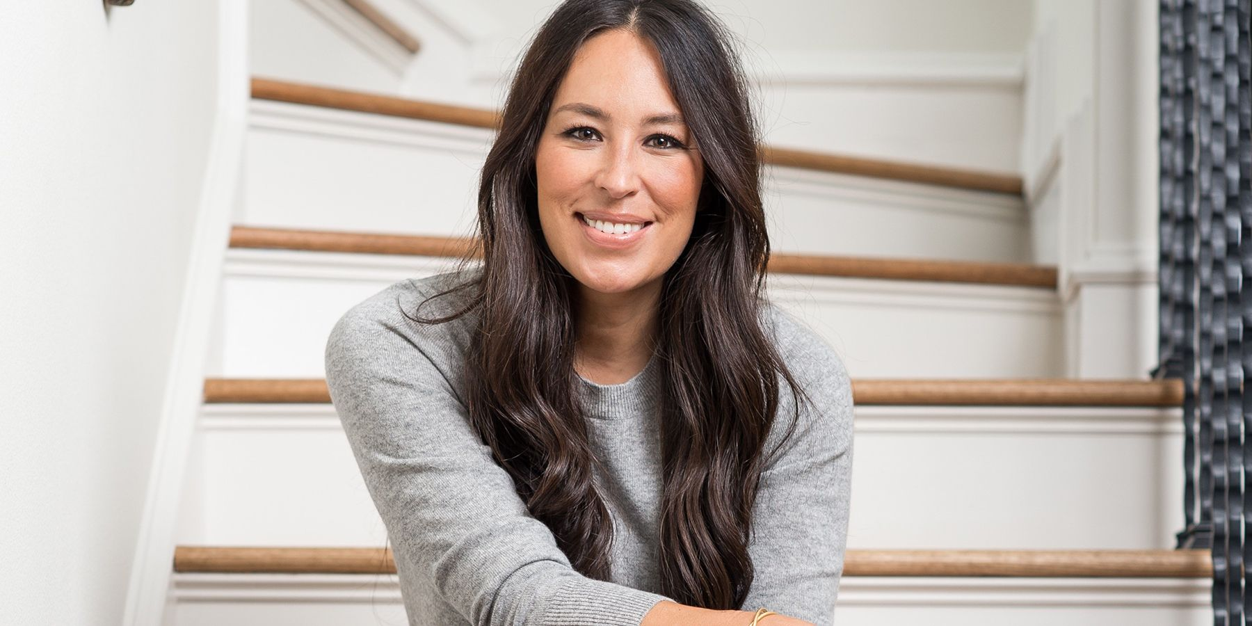 Joanna Gaines Talks The Pressures Of Keeping A Perfect House While
