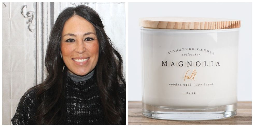 Joanna Gaines Just Dropped Magnolia Markets 2018 Fall Candle