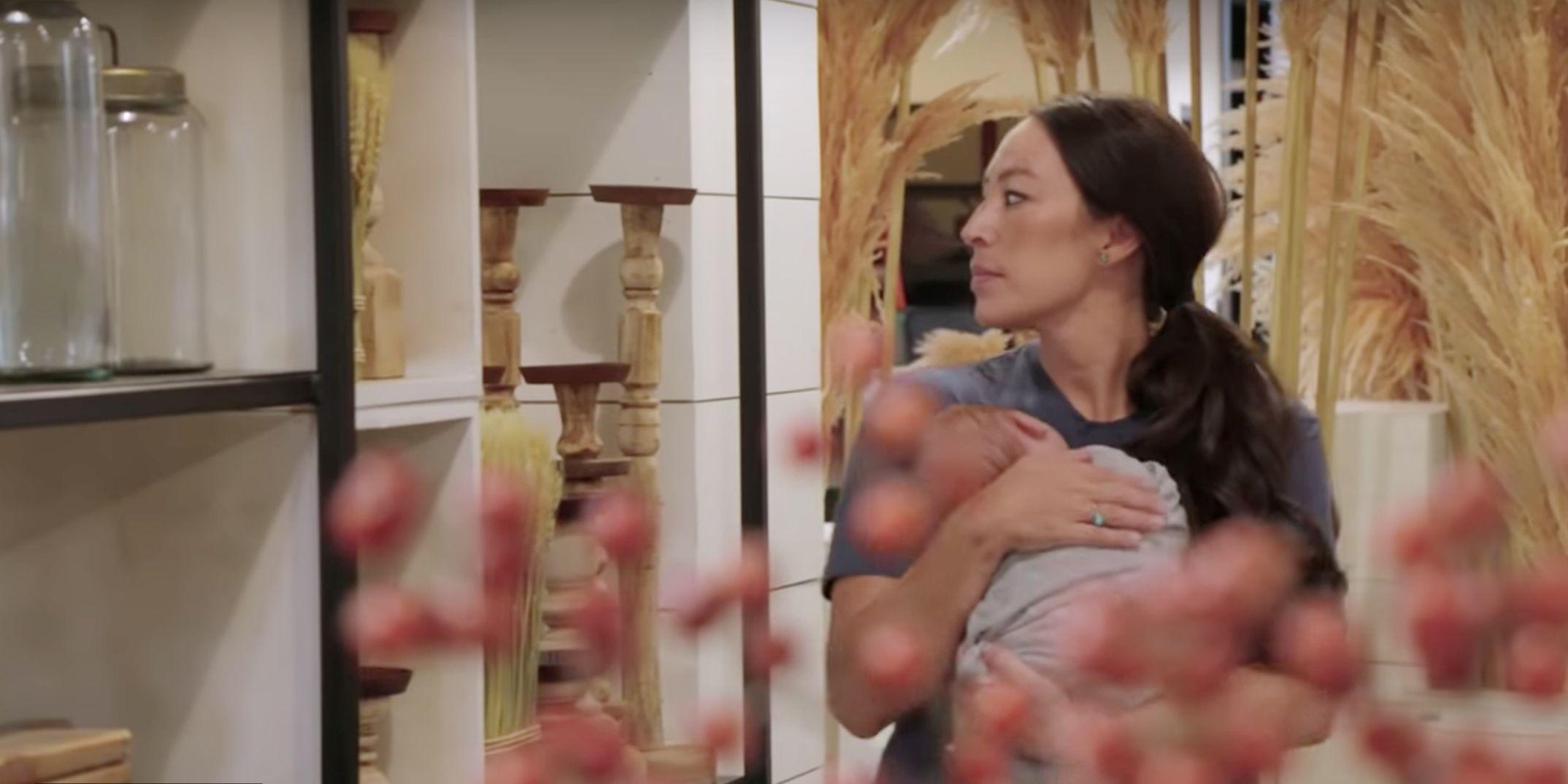 joanna gaines working mom magnolia market