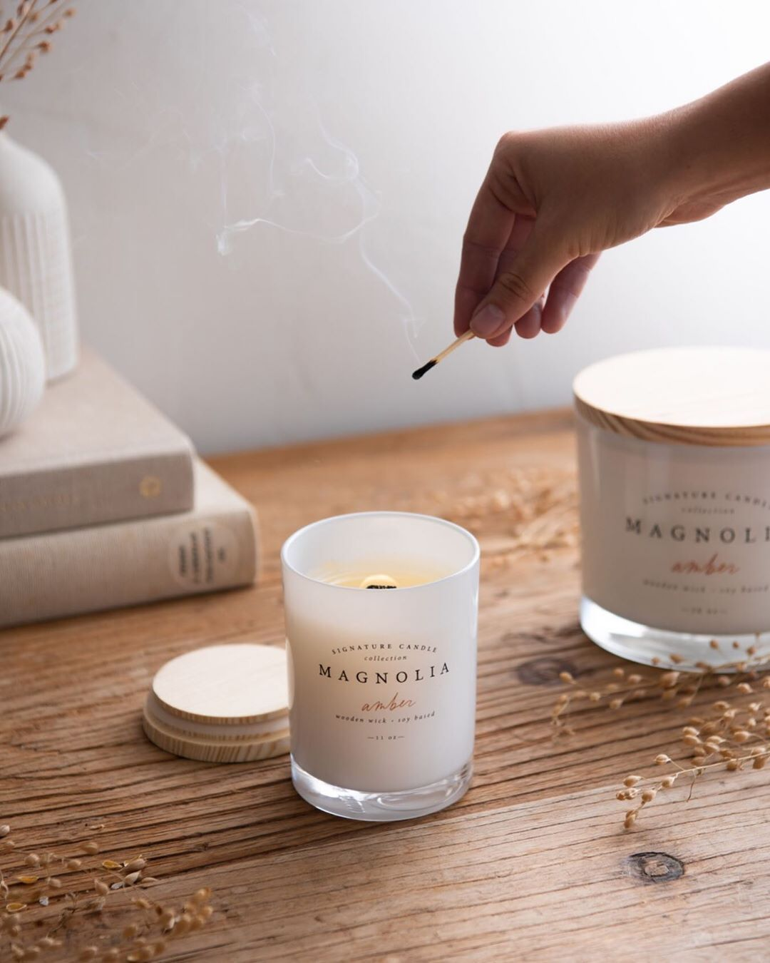 Joanna Gaines Launched a New Magnolia Candle, And We're Ready for Fall