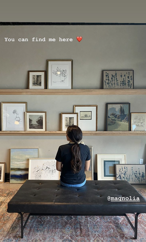 Joanna Gaines Curates Wall Art Collection For Magnolia Shop Wall Art At Magnolia
