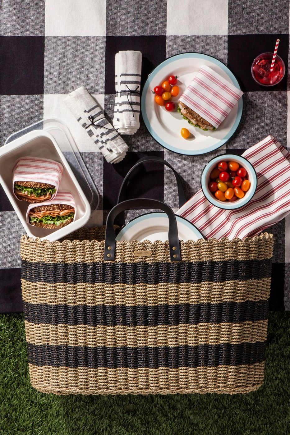 joanna gaines summer collection target tote bag