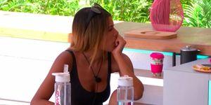 Joanna on Love Island