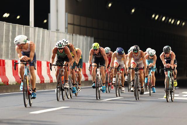 juegos olimpicos, triatlon