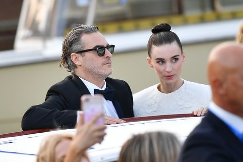 Celebrity Sightings During The 76th Venice Film Festival - August 31, 2019