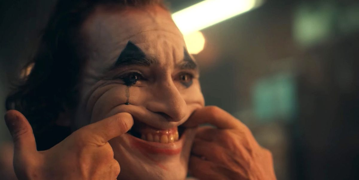 Art Fleck in the Joker Trailer
