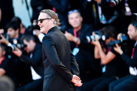 Joaquin Phoenix Robert Pattinson Batman