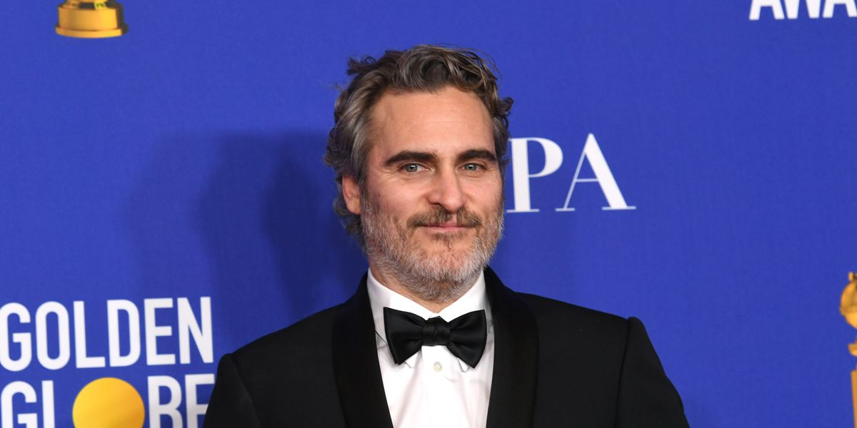 Joaquin Phoenix Is Calling On Everyone To Go Vegan And End 'Speciesism'