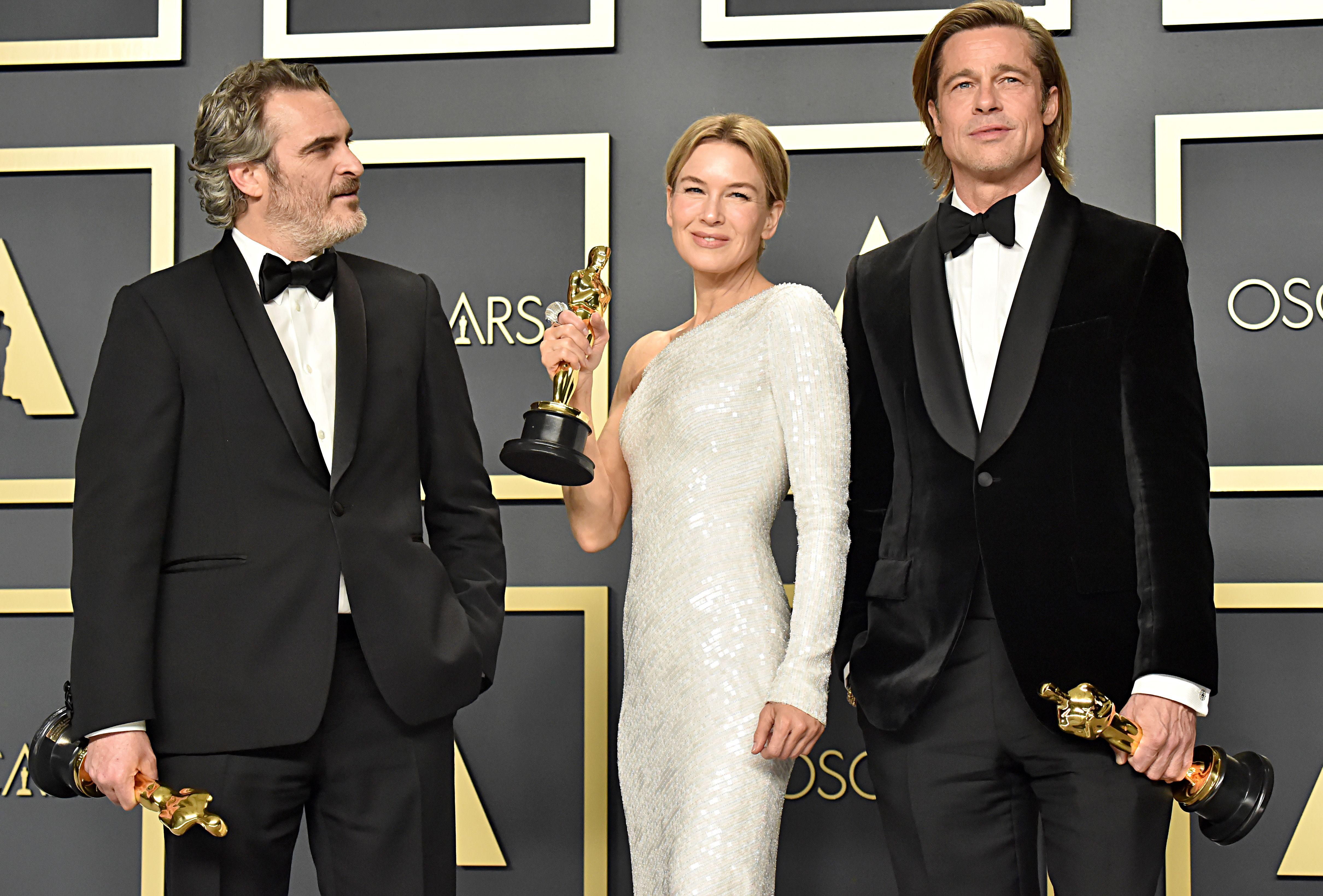 The Oscars 2020: full winners' list