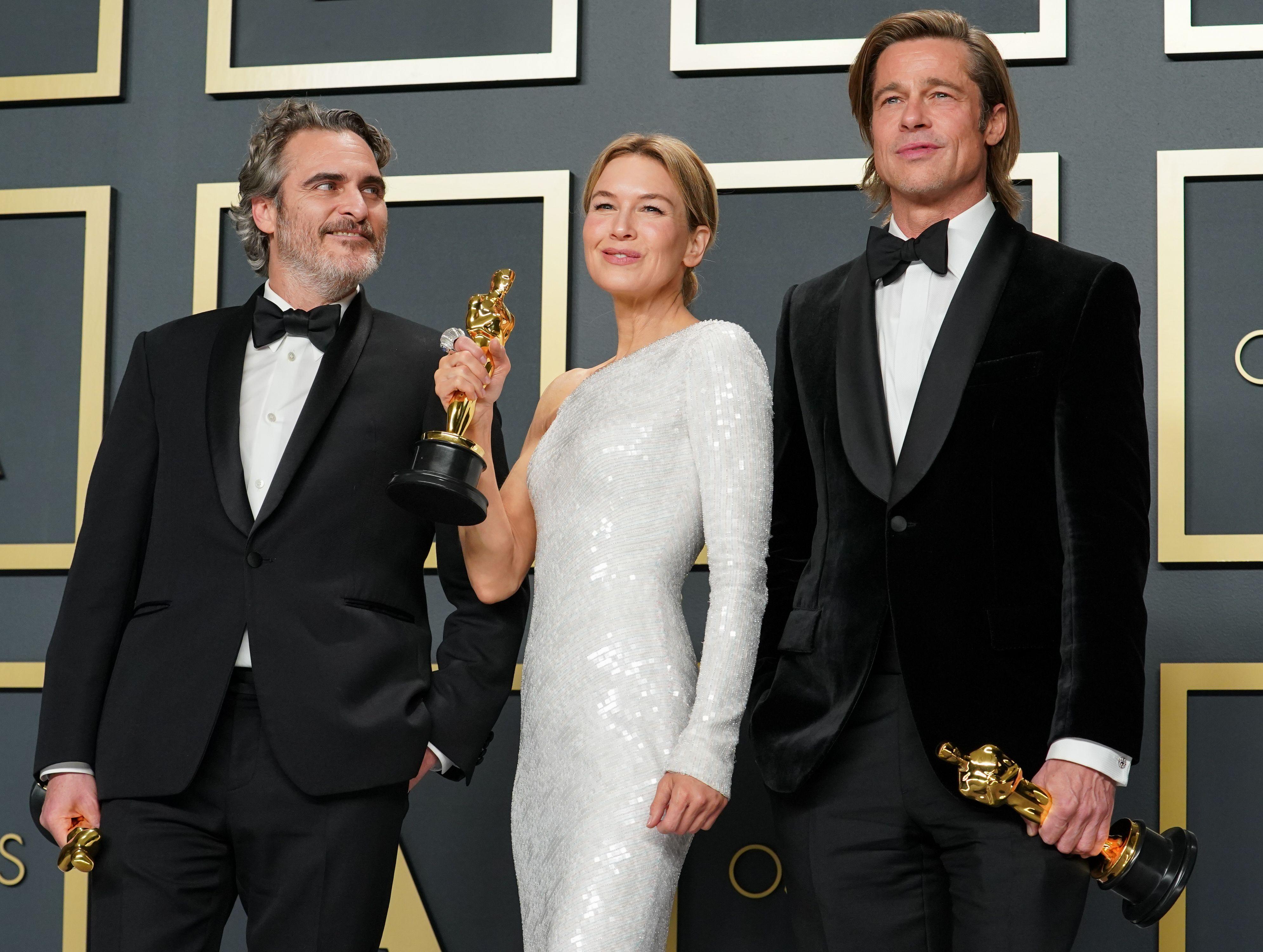 The Oscars goodie bag was worth an impressive £174,000