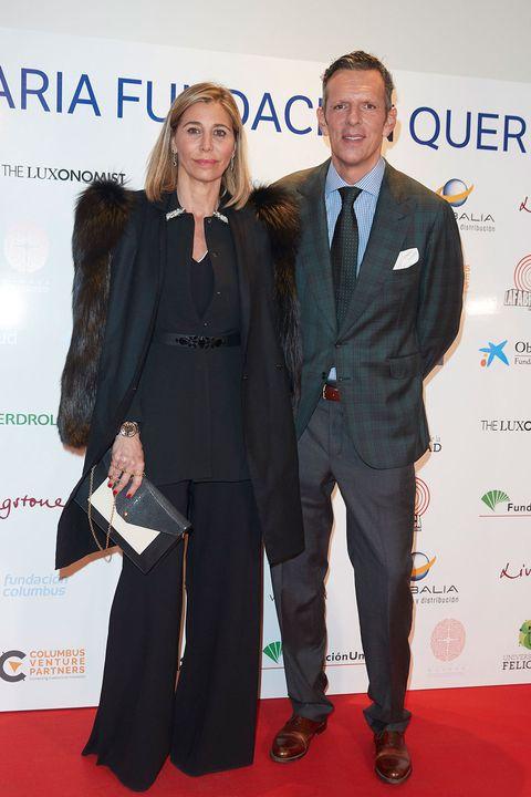Joaquín Prat y  Yolanda Bravo
