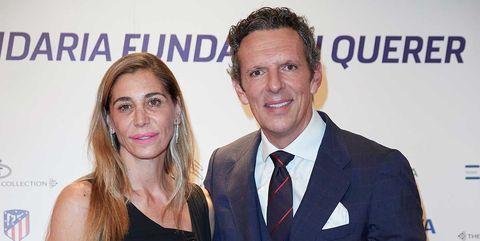 Joaquín Prat y Yolanda Bravo presumen de amor en una gala benéfica de la fundación Querer