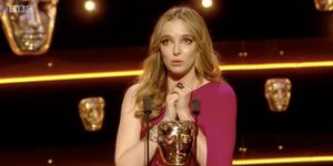 Jodie Comer - BAFTA