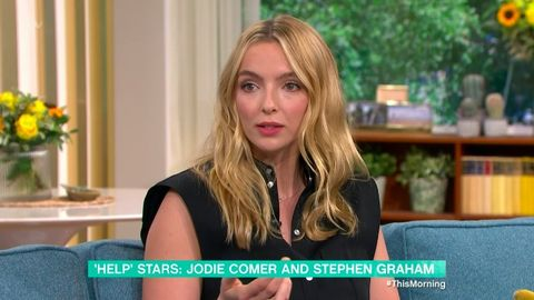 jodie comer on this morning