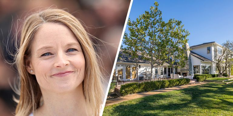 Jodie Foster's Beverly Hills Home Just Hit the Market for $15.9 Million